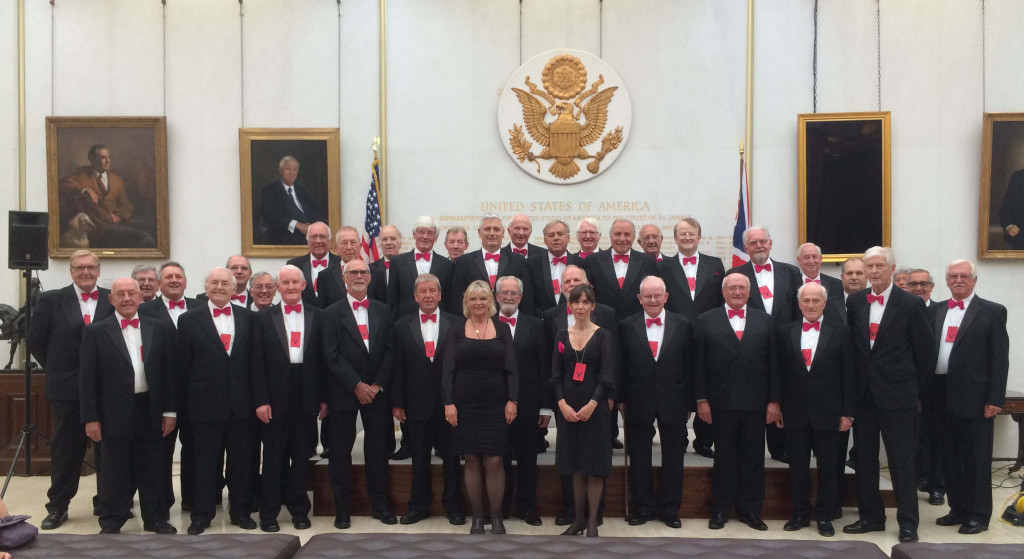 Dorset Male Voice Choir Concert