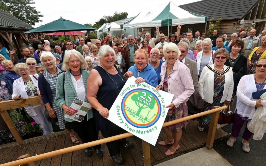 Cherry Tree Nursery celebrates 25th anniversary with new building