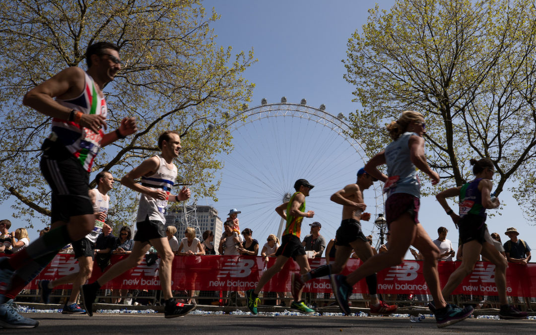 Virgin London marathon – Fundraisers for Cherry Tree Nursery